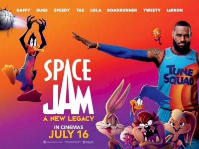 Space Jam 2 Bakal Rilis di Indonesia, Simak Fakta Menarik Filmnya Sebelum Nonton!