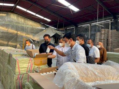 Bareskrim Gerebek 2 Pabrik Pembuat Obat Keras di DIY