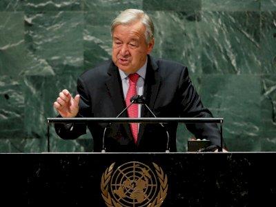 Demi Perdamaian, Sekjen PBB Serukan Pemusnahan Senjata Nuklir