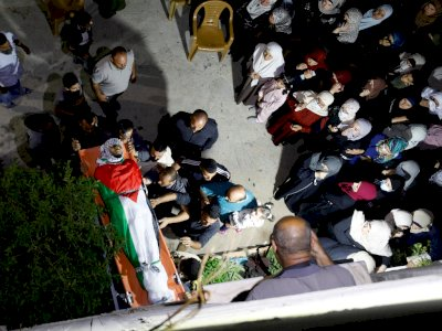 Lima Warga Palestina Ditembak Mati dalam Baku Tembak dengan Pasukan Israel di Tepi Barat