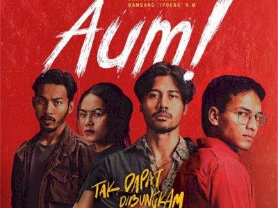 Film Aum! (2021) Pendapat Jefri Nichol dan Chicco Jerikho yang Tak Terbendung