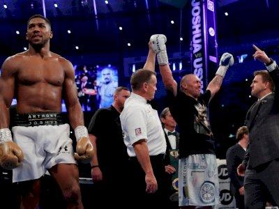 Anthony Joshua Hancurkan Kesempatan Lawan Tyson Fury dalam Pertarungan Rp9,7 Triliun