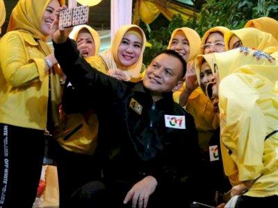 Golkar Dikabarkan Pilih Lodewijk untuk Gantikan Azis Syamsuddin Jadi Wakil Ketua DPR