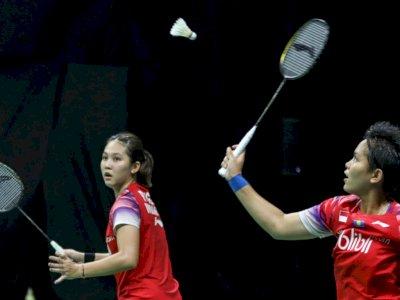 Sebelum Menang di Debut Piala Sudirman, Fadia/Ribka Dapat 'Pesan Magis' dari Greysia Polii