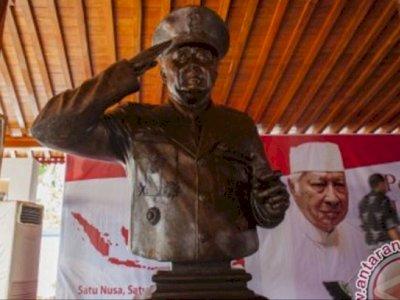 Patung Soeharto, Sarwo Edhie, AH Nasution Hilang dari Museum Kostrad, Gatot: PKI Menyusup