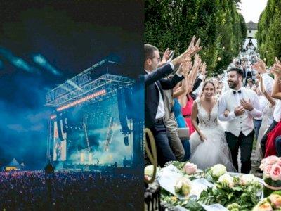 Pemerinrtah Izinkan Konser Musik dan Pernikahan Besar, DPR: Kaji Terlebih Dahulu