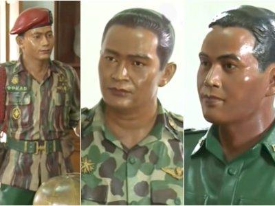 Patung Soeharto Diminta Dibongkar oleh Azmyn Nasution, Katanya Demi Ketenangan Lahir Batin
