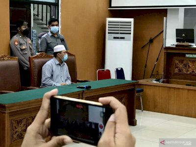 Mengaku Menyesal, Yahya Waloni Minta Maaf Atas Isi Ceramahnya yang Singgung SARA