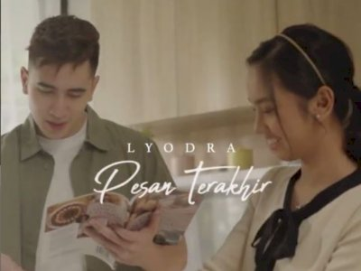 Hastag LyodraVerrel Menggema di Twitter Jelang Rilisnya Video Klip 'Pesan Terakhir'