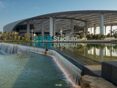 Melihat Megahnya Stadium SoFi LA Lokasi Konser Offline BTS, Bakal Dihadiri 100 Ribu Army
