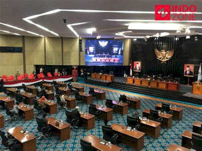 Tidak Memenuhi Syarat, Rapat Paripurna Interpelasi Anies Ditunda