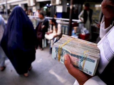 Bos Bank Afghanistan Peringatkan Keuangan di Afghanistan Hampir Kolaps