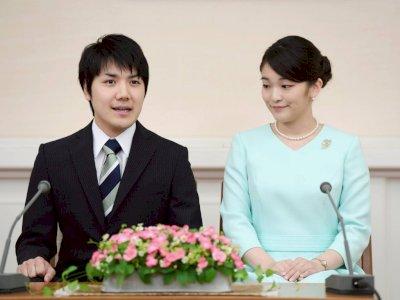 Putri Jepang Tolak Kompensasi Kerajaan Senilai Rp18 Miliar Demi Menikah dengan Warga Biasa