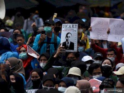 BEM Nusantara Minta Presiden Jokowi Perhatikan Nasib 56 Pegawai KPK