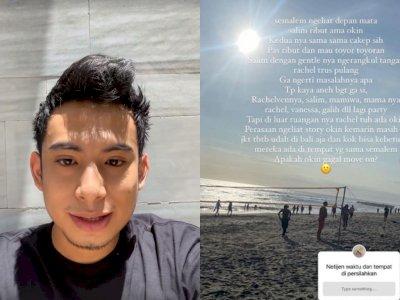 Reaksi Niko Al Hakim Diisukan Ribut dengan Salim Nauderer di Bali: Ada Apa Sih, Kawan?