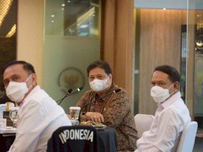 Menko Airlangga: Kompetisi Liga 2 di Luar Jawa Dizinkan,  Tapi dengan Syarat