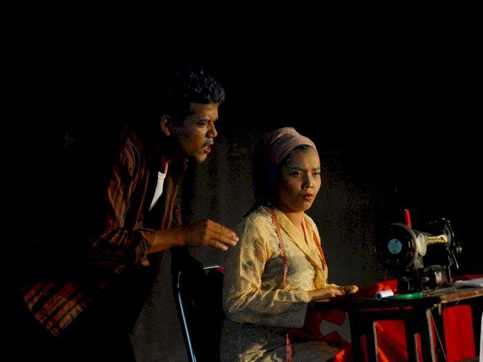 FOTO: Festival Teater Remaja di Padang