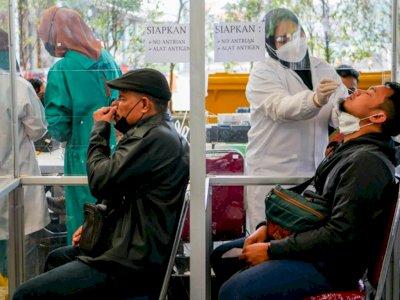 Update Covid-19 Jakarta 28 September: Kasus Positif Tambah 104 Orang