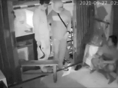 Viral Perampok Bercelurit Satroni Kios Martabak di Cilandak, Polisi Turun Tangan