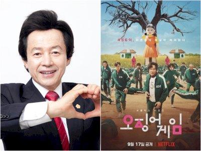 Capres Korsel Huh Kyung-young Tawar 100 Juta Won Demi Nomor Telepon Squid Game