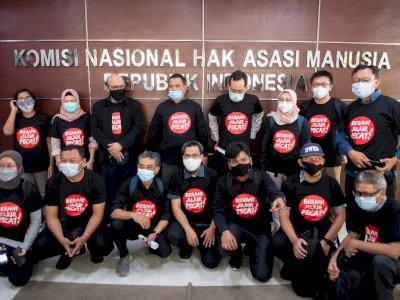 Dukung Kapolri Rekrut Pegawai KPK Tak Lulus TWK, MAKI: Akan Memperkuat Ditpikor