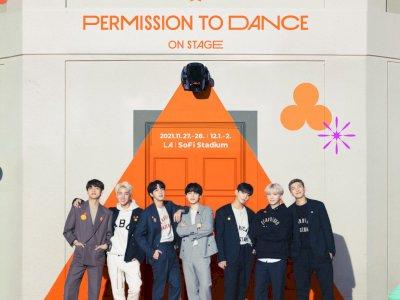 2 Tahun Tertunda Akibat Covid, BTS Pastikan Akan Gelar Konser Offline 4 Hari di LA