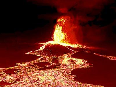 Kekhawatiran Gas Beracun saat Lava Gunung Berapi Cumbre Vieja Mencapai Lautan