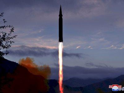 Korea Utara Klaim Telah Tembakkan Rudal Hipersonik Baru