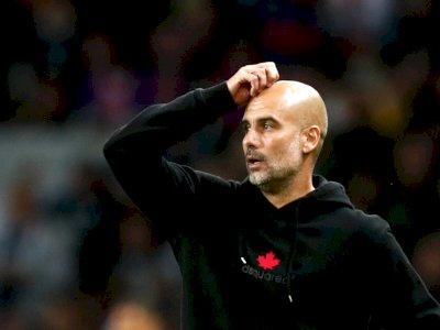 Reaksi Mengejutkan Pep Guardiola Usai Lionel Messi Bobol Gawang Manchester City