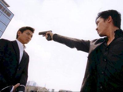 Andy Lau dan Tony Leung Akhirnya Reuni Setelah 20 Tahun