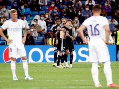 Carlo Ancelotti Bongkar Penyebab Kekalahan Real Madrid di Tangan Sheriff Tiraspol