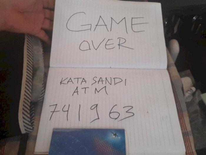 Geger Pemuda di Riau Ditemukan Tewas dengan Tulisan 'Game Over' di Dadanya