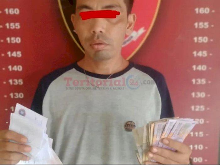 Aksinya Viral di Medsos, Pelaku Pungli Modus Anggota Organisasi Buruh Dicokok Polisi