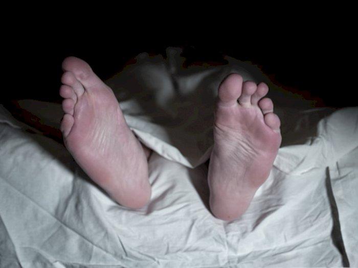 Menyedihkan, Tinggal Sebatang Kara, Lansia Ditemukan Tewas di Rumah Kontrakan