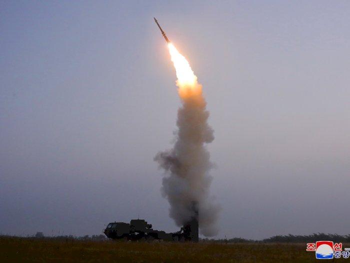 Korea Utara Lakukan Uji Coba Rudal Anti-Pesawat Baru