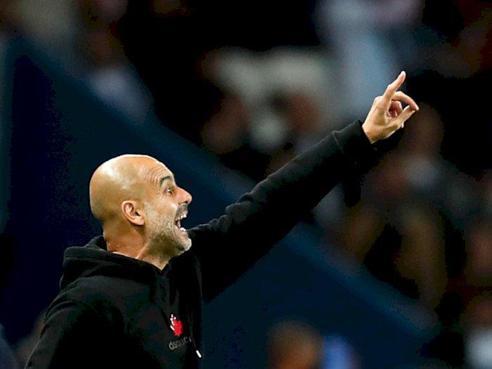 Liverpool vs Manchester City: Guardiola Ingin Taklukkan Anfield Lagi