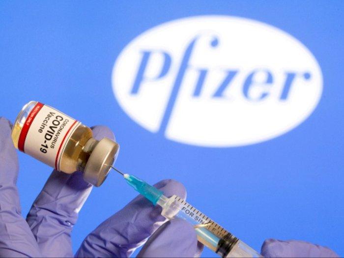 Sebanyak 800 Ribu Vaksin Pfizer Bantuan AS Telah Tiba di Indonesia