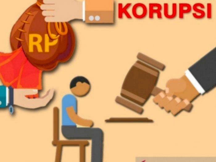 Waduh! Kepsek di Bengkulu Ditangkap karena Korupsi Proyek Bangunan