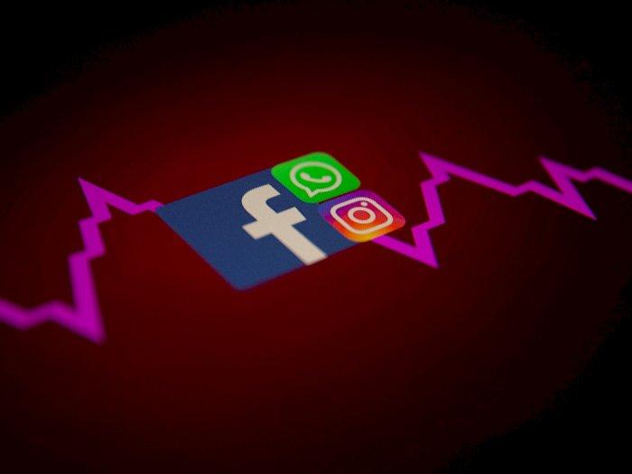 Ternyata Ini Penyebab WhatsApp, Facebook dan Instagram Down Selama 6 Jam