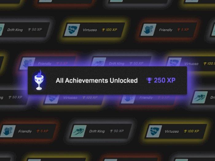 Epic Games Store Bakal Hadirkan Fitur Achievement Mulai Minggu Depan