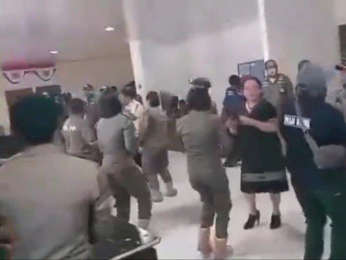 Viral, Anggota Satpol PP Kepulauan Tanimbar Berpesta saat Pandemi COVID-19, Langgar Prokes