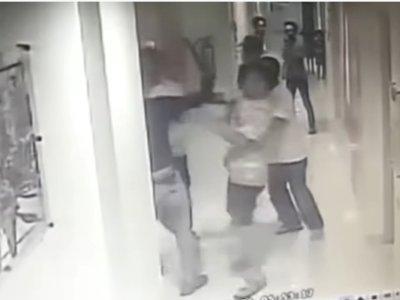 Kurang Bayaran PSK yang Dipesan, Oknum Satpol PP Pekanbaru Babak Belur Dikeroyok 6 Pria