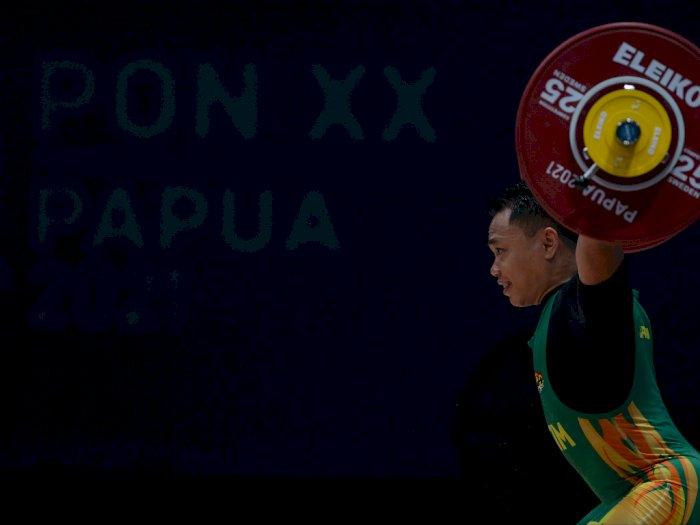 5 Atlet Sekelas Olimpiade yang Main di Ajang PON Papua, 3 di Antaranya Pernah Raih Medali