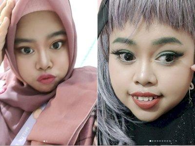 Kekeyi Tunjukan Pesonanya dengan Tampilan 'Rambut' dan Riasan Baru Ala Idol Kpop