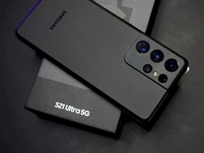 Kerja Sama dengan Sutradara, Samsung Bakal Buat Film Pakai Galaxy S21 Ultra