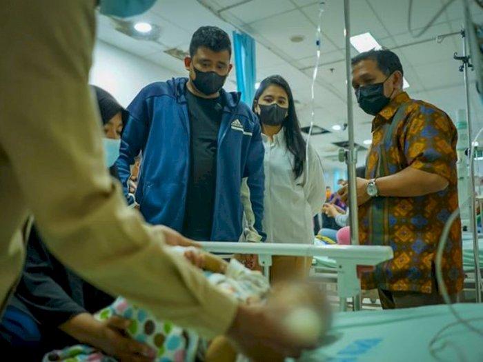 Belum Ditangani, Pemko Medan Masih Cari Pendonor Hati untuk Bayi Aiyla Adisti