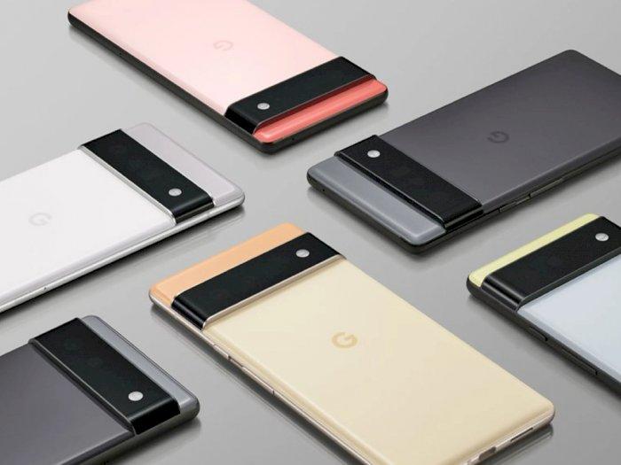 Google Pixel 6 Disebut Miliki Performa 80% Lebih Cepat Ketimbang Pixel 5