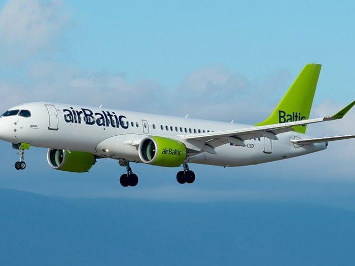 Maskapai airBaltic Melihat Peningkatan Penumpang saat Pembatasan Dicabut