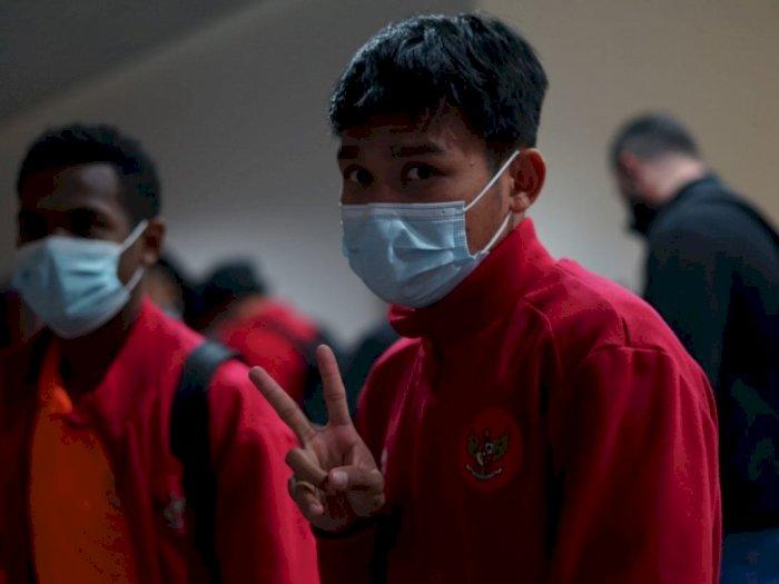 Timnas Indonesia U-23 Tiba di Tajikistan untuk Kualifikasi Piala Asia