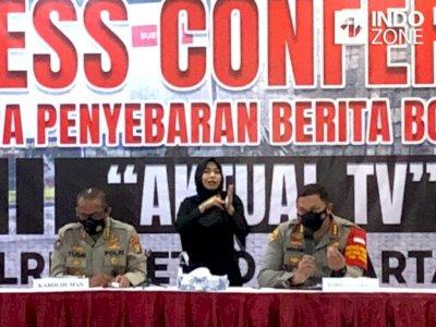 Polisi Beberkan Isi Konten Aktual TV: Serang Irjen Fadil, Letjen Dudung hingga Presiden